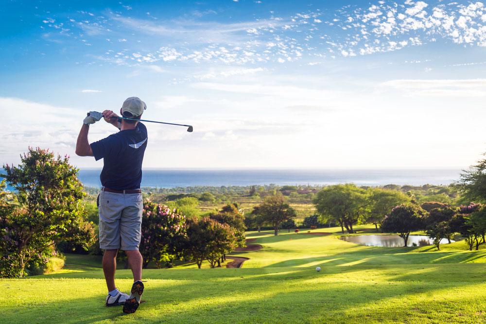 golf holidays spain